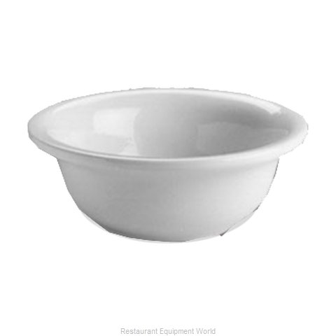 Hall China 390-WH China Baking Dish