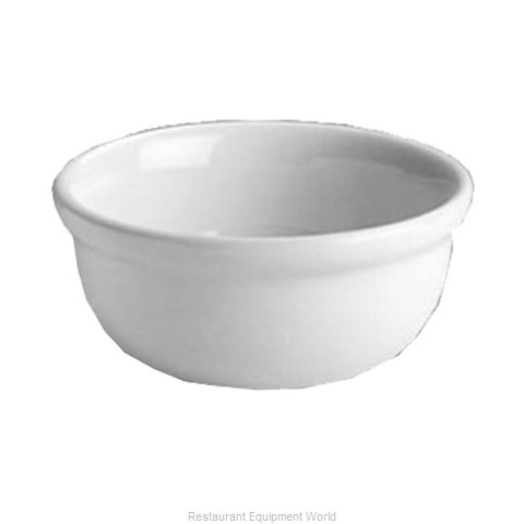Hall China 413-CL China Baking Dish