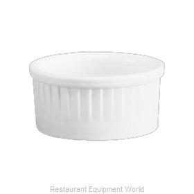 Hall China 4550-WH China Souffle