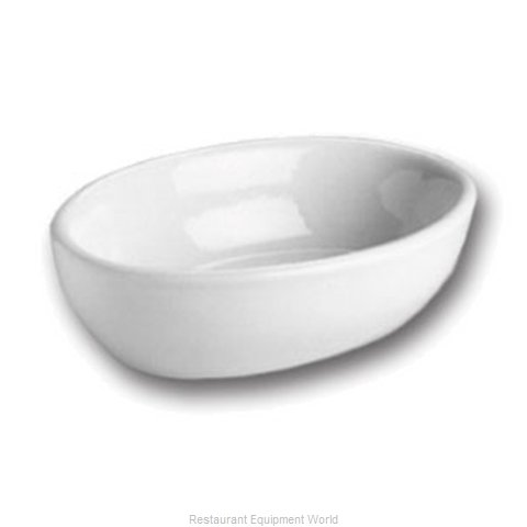 Hall China 711-WH China Baking Dish