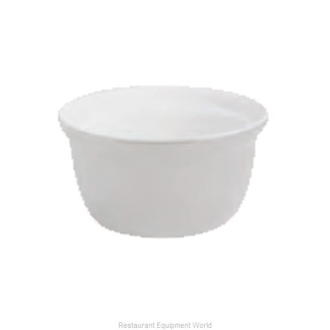 Hall China 741-B-WH Bowl China unknow capacity (Magnified)