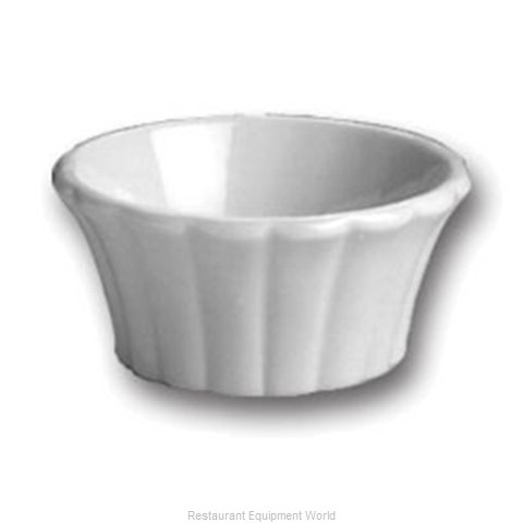 Hall China 828-BW China Ramekin