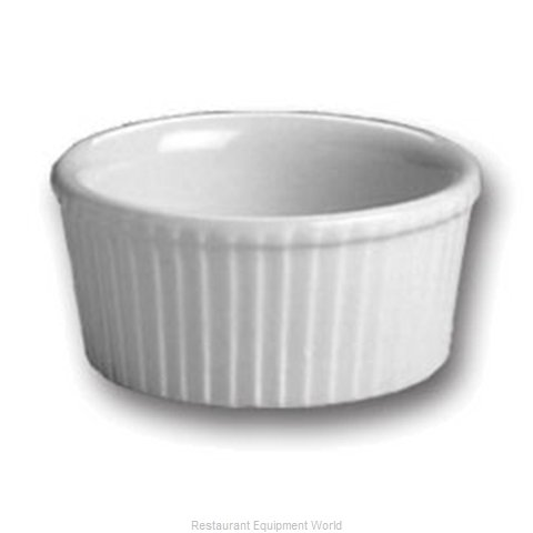 Hall China 834 1/2-CL China Ramekin