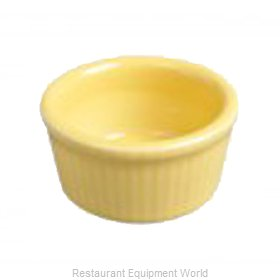 Hall China 834 1/2-COLOR Ramekin / Sauce Cup, China
