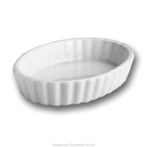 Hall China 852-CL China Souffle