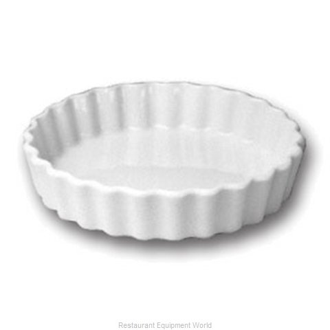 Hall China 863-BW Souffle Bowl / Dish, China