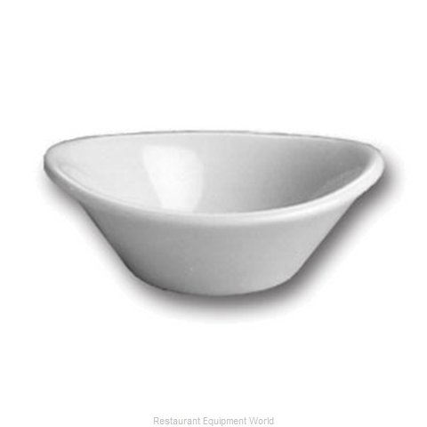 Hall China 917-BW Bowl China 0 - 8 oz 1 4 qt