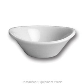 Hall China 917-WH Bowl China 0 - 8 oz 1 4 qt