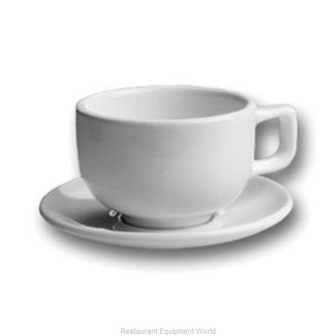 Hall China 950-BW China Demitasse Cup