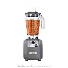 Hamilton Beach HBF600 High Performance Food Blender 64 oz 3 HP