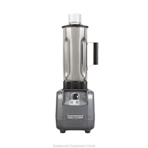 Hamilton Beach HBF600S-CE Blender Food (Magnified)