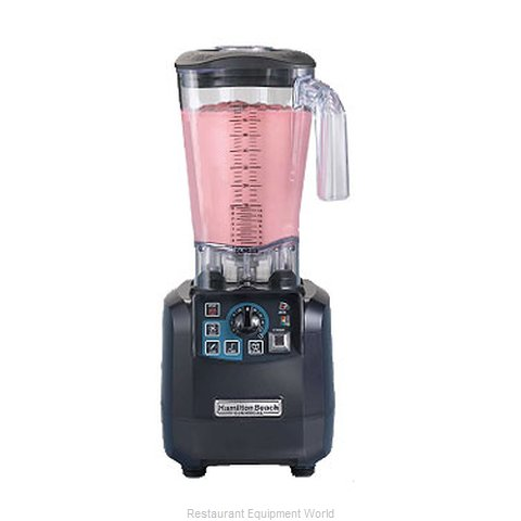 Hamilton Beach HBH650-CE Tempest High Performance Bar Blender