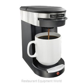 Hamilton Beach HDC200S-CE Coffee Brewer, for Single Cup
