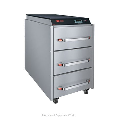 Hatco CDW-3N Warming Drawer, Free Standing (Magnified)