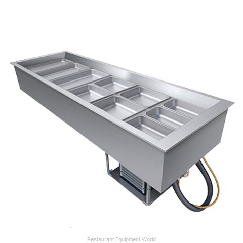 Hatco CWB-2 Drop-In Refrigerated Well