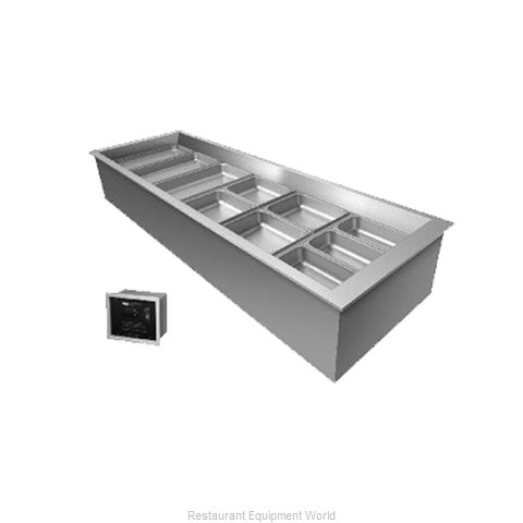 Hatco CWBX-4 Cold Pan Food Unit Drop-In