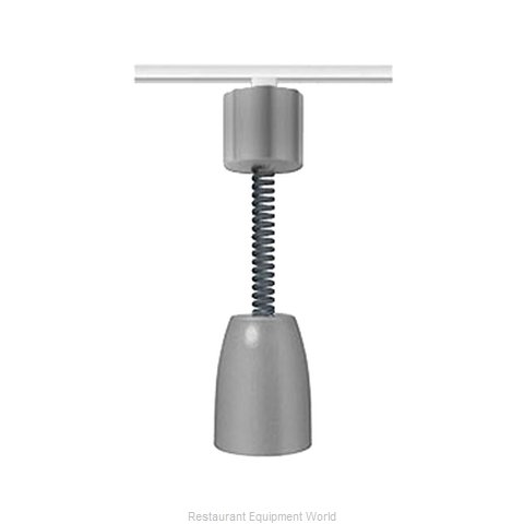 Hatco DLH-600-RTN Decorative Lamp (Magnified)