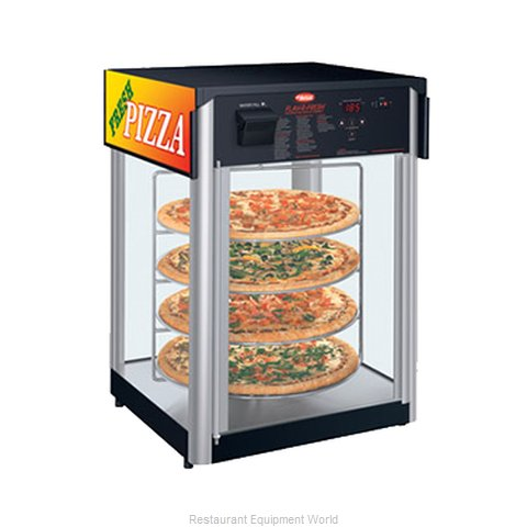Hatco FDWD-1 Display Case Hot Food Countertop (Magnified)