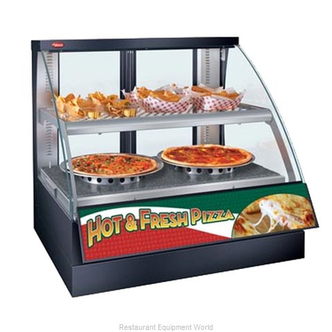 Hatco FSCDH-2PD Display Case Heated Deli Countertop (Magnified)