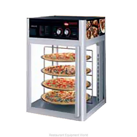 Hatco FSD-1-120-QS Display Case Hot Food Countertop (Magnified)