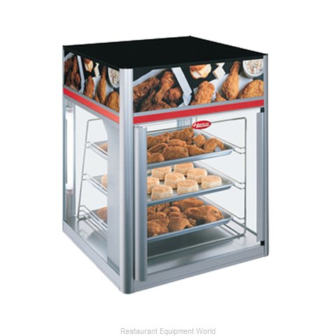Hatco FSD-2X Display Case, Hot Food, Countertop