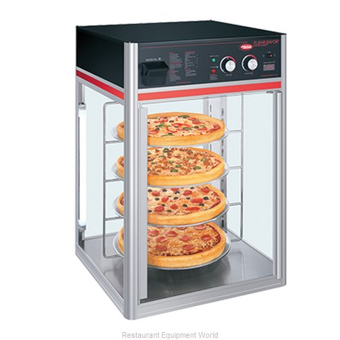 Hatco FSDT-1-120-QS Display Case Hot Food Countertop