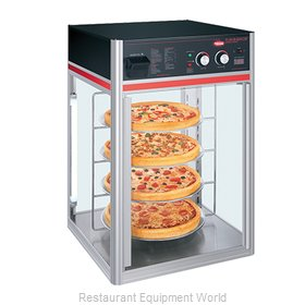 Hatco FSDT-2 Display Case, Hot Food, Countertop