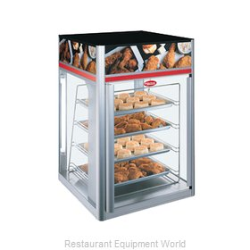 Hatco FSDT-2X Display Case, Hot Food, Countertop