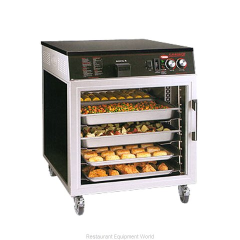 Hatco FSHC-6W1 Heated Cabinet, Mobile (Magnified)
