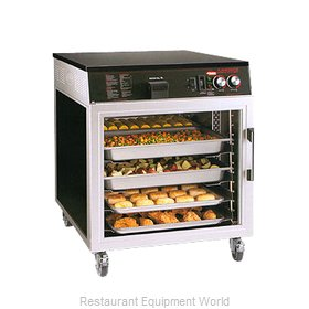 Hatco FSHC-6W1 Heated Cabinet, Mobile