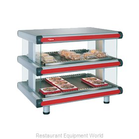 Hatco GR2SDH-24D Display Merchandiser, Heated, For Multi-Product