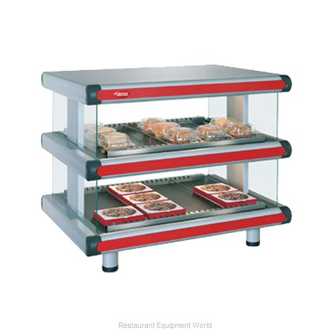 Hatco GR2SDH-60D Display Merchandiser, Heated, For Multi-Product