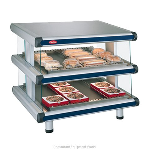 Hatco GR2SDS-48D Display Merchandiser, Heated, For Multi-Product