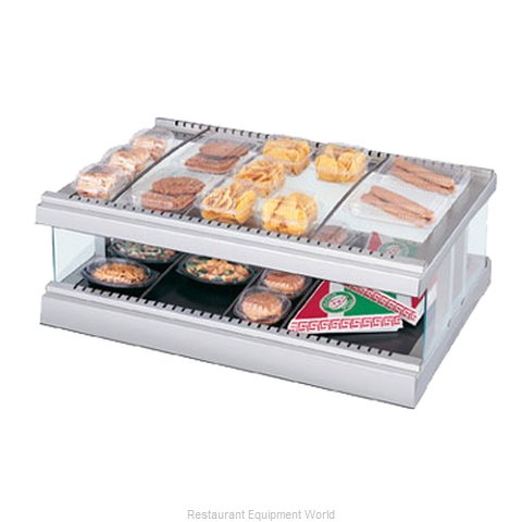 Hatco GR3SDH-27 Display Merchandiser, Heated, For Multi-Product