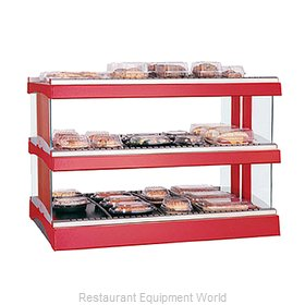 Hatco GR3SDH-33D Display Merchandiser, Heated, For Multi-Product