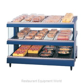 Hatco GR3SDS-33D Display Merchandiser, Heated, For Multi-Product