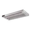 Lámpara Calorífica, Tipo Tubo <br><span class=fgrey12>(Hatco GRAH-36D3-120-QS Heat Lamp, Strip Type)</span>