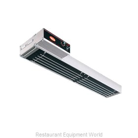 Hatco GRAIHL-18D3 Heat Lamp, Strip Type