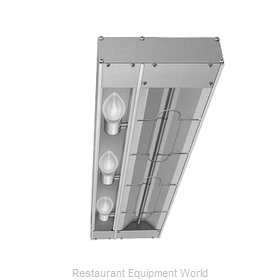 Hatco GRAM-84 Heat Lamp, Strip Type