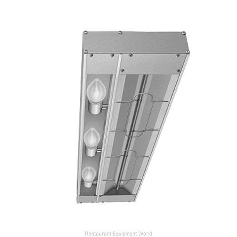 Hatco GRAML-84 Heat Lamp, Strip Type