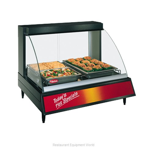 Hatco GRCD-2P Glo-Ray Display Case