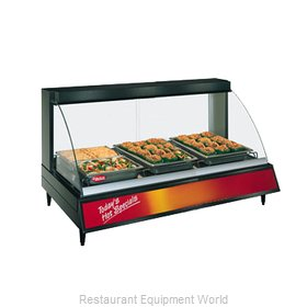 Hatco GRCD-3P Glo-Ray Display Case
