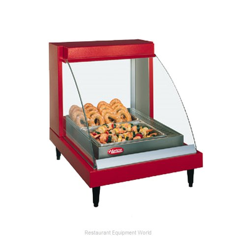 Hatco GRCDH-1P Display Case Heated Deli Countertop