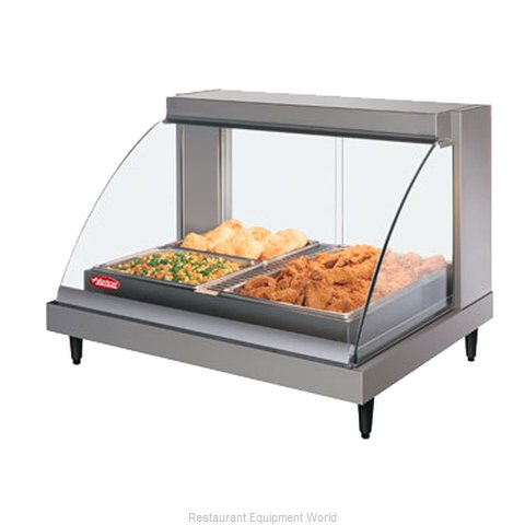 Hatco GRCDH-2P Display Case Heated Deli Countertop