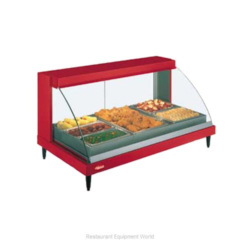 Hatco GRCDH-3P Display Case Heated Deli Countertop