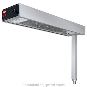 Hatco GRFS-24 Heat Lamp, Strip Type