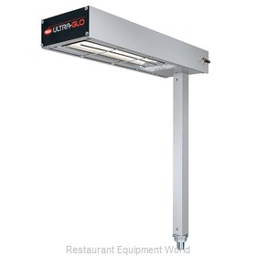 Hatco GRFSC-18 Heat Lamp, Strip Type