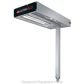 Hatco GRFSCR-18 Heat Lamp, Strip Type