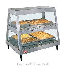 Hatco GRHD-2PD Display Case, Heated Deli, Countertop