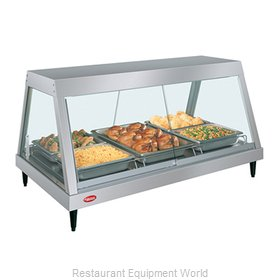 Hatco GRHD-3P Display Case, Heated Deli, Countertop
